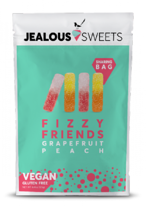 Jealous Sweets Vegan Fizzy Friends